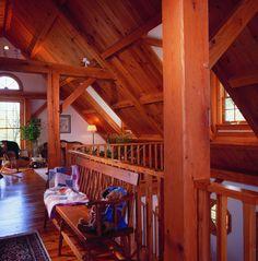 Past Projects | Oak Bridge Timber Framing