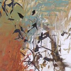 Artist Audrey Phillips...beautiful layers and composition