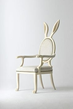 If only it was a piggy chair - not a bunny chair... ;)