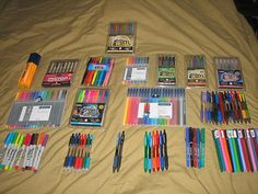 Wait, I'm not the only one obsessed? :) {[ My silly obsession - pens by azure819, via Flickr]}