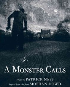 A monster calls By: Ness, Patrick. Thirteen-year-old Conor awakens one night to find a monster outside his bedroom window, but not the one from the recurring nightmare that began when his mother became ill--an ancient, wild creature that wants him to face truth and loss.