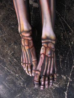 Trick or Treat Feet by ~Mr-Mordacious on deviantART