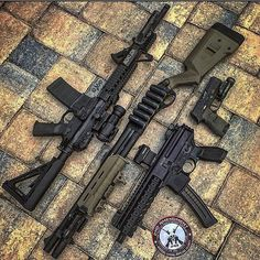 from Full of weapons page. Military Weapons, Weapons Guns, Guns And Ammo, Zombie Weapons, Tactical Life, Tactical Gear, Battle Rifle, Tactical Equipment, Cool Guns