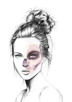 Illustration : à la pointe du stylo à bille de Florian Meacci