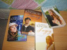 Bailey Flanagan series by Karen Kingsbury