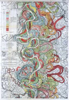 Geological Investigation of the Alluvial Valley of the Lower Mississippi River - Fisk, 1944