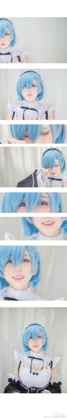Anime,Аниме,Re Zero Kara Hajimeru Isekai Seikatsu,rem (re zero),ram Maid Cosplay, Cosplay Girls, Anime Zero, Kawaii Cosplay, Anime Cosplay, Ram And Rem, Best Cosplay Ever, Kawaii Makeup, Figure Poses