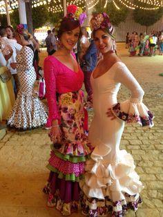Feria alcala de Guadaira 2016 Vestidos, Flamingo