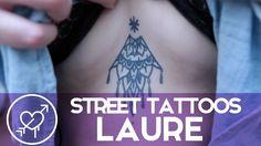 Street Tattoos - Laure si vous ne connaissez pas les street tattoos de la chaine madmoizelle je vous les conseils !!
