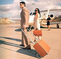 Most expensive suitcase ever? #henk #JetsetterCurator