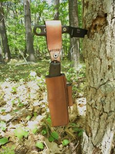 Wildbill's custom leather knife sheath