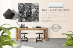 Ductless Mini Splits