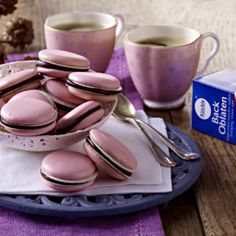 Macarons Macarons, Mugs, Tableware, Seasons Of The Year, Dinnerware, Tumblers, Tablewares, Macaroons, Mug