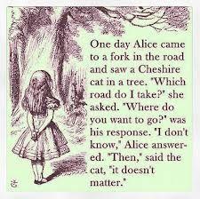 alice in wonderland quote - Google-Suche