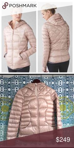 Selling this Lululemon Fluffin Awesome Jacket 4 on Poshmark! My username is: iluvmyfunlife. #shopmycloset #poshmark #fashion #shopping #style #forsale #lululemon athletica #Jackets & Blazers