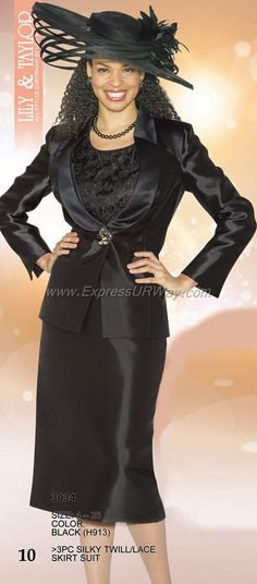 Mode Collection by Lily and Taylor for Spring 2014 - www.ExpressURWay.com - Lily and Taylor Mode, Womens Suits, Womens Designer Suits, Ladies Suits, Suits For Women, Church Suits, Spring 2014