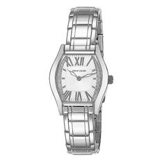 Pierre Cardin Women's PC104712F02 Classic Analog Watch Pierre Cardin. $54.50. Ronda 762 movement, two-hands, 1.13 mm. Made from durable stainless-steel. Case diameter: 27 mm. Durable mineral crystal protects watch from scratches. Water-resistant to 99 feet (30 M)