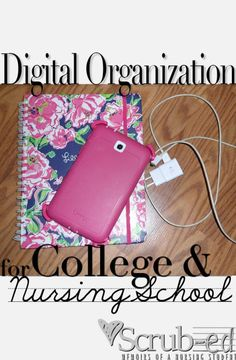 Digital Organization for College and Nursing School
