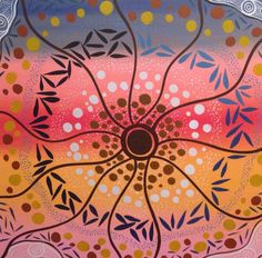Colin Wightman Aboriginal Art