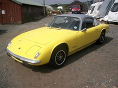 Classic LOTUS ELAN +2 S 1969 for sale - Classic & Sports Car (Ref Lancashire…