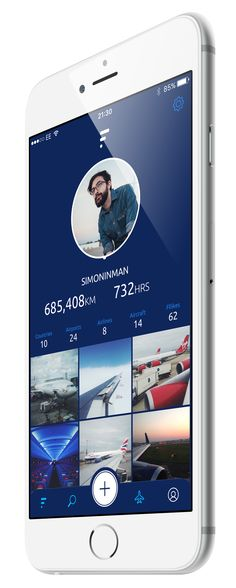 fllike helps you share your flight experience with others