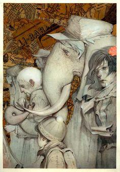 Google Image Result for http://www.dailyartfixx.com/wp-content/uploads/2009/10/elephant-man-joao-ruas.jpg