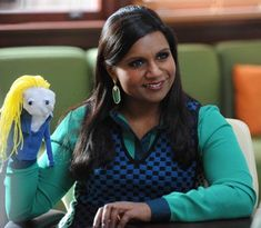 14 Stylish Looks We Loved from The Mindy Project via Brit + Co