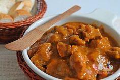 Moela de Botequim - Teretetê na Cozinha Party Finger Foods, Pasta, International Recipes, Starters, Wine Recipes, Curry, Food And Drink, Restaurant, Chicken