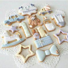 Ideias de biscoitos decorados para chá de bebê ou aniversário de 1 ano seleção By @identidadecriativa. By: By: @cbonbon_sugarcookies #DentroDaFesta. . . #party #festa #cookie #cookies #biscoitodecorado #decoracao #decoracaoinfantil #instadicas #kidsparty #decorparty #kidsparties #instagram #instacelebrate #instacake #instaparty #fiestainfantil #festasinfantis #bebe #baby #babyshower #chadebebe  #aracaju #sergipe #vilavelha #vitoria by dentrodafesta
