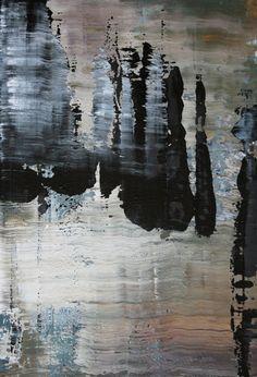"Saatchi Online Artist: Koen Lybaert; Oil 2012 Painting ""abstract N° 493"""