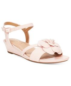 Pink Wedges - Macy's