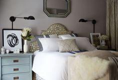 lovely side table - great color!!!   Design Deals: Furnishings Under $500