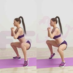 Maybe it is true that squats can work your glutes from every angle, but you just can not repeat them all over again and again. When you will try this new moves you will see that they are fullof var…
