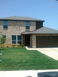 One of Our Beautiful Homes in Our Eagle Fort Subdivision in West Dallas!