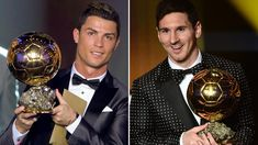After the Ballon d'Or to Kakà in 2007, only Leo Messi or Cristiano Ronaldo won the trophy for the best player of the world. Only one year, in 2010, the portuguese arrived only sixth,...