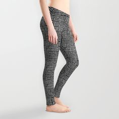 Run Fast Sleep Hard Leggings by Debb - Medium How To Run Faster, Jumpsuit, Leggings, Running, Clothes For Women, Pattern, Pants, Stuff To Buy, Sleep