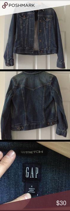 Gap denim Jacket Gap denim Jacket. Excellent condition GAP Jackets & Coats Jean Jackets