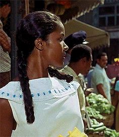 Marpessa Dawn in Black Orpheus dir. Vintage Black Glamour, Vintage Beauty, Black Girl Magic, Black Girls, Marpessa Dawn, Pretty People, Beautiful People, Black Orpheus, Black Girl Aesthetic