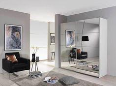 Schwebetürenschrank BIANCO   Weiß   200 Cm Breit | Wohnen | Pinterest | Ps