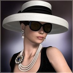 style - When it is chic it never varies! Paris Chic, Estilo Glamour, Casual Mode, Mode Chanel, Fascinator Hats, Fascinators, Millinery Hats, Headpiece, Stylish Hats