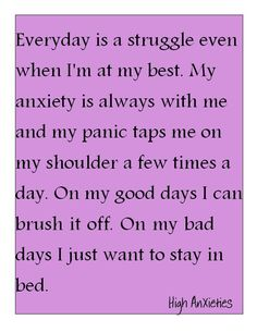 Anxiety & Panic Attacks - two of many depression symptoms most people will never understand. #PutAHandleOnThosePanicAttacks #PanicAttackAnxiety #PanicAttackTruths