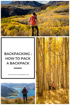 Backpacking 101: Learning how to pack a backpack is important, especially if you want to comfy on trail. Here's how to do it.