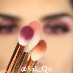 Top 5 maquiagens para inspiração da @c_flower - Maquiando Top 15, Minis, Makeup, Models, Beauty, Rose, Instagram, Brown Makeup, Makeup Tutorials
