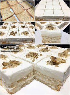 Vanilla Cake, Tiramisu, Sugar, Cookies, Ethnic Recipes, Desserts, Food, Recipies, Crack Crackers