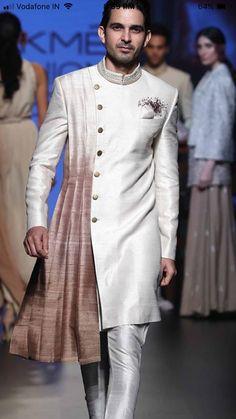 Discover ideas about mens wedding wear indian Mens Wedding Wear Indian, Mens Indian Wear, Wedding Dresses Men Indian, Mens Ethnic Wear, Indian Groom Wear, Wedding Dress Men, Indian Men Fashion, Wedding Men, Kurta Men