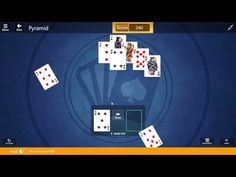 Microsoft Solitaire Collection - Pyramid / 8th January 2017: Earn a Scor...