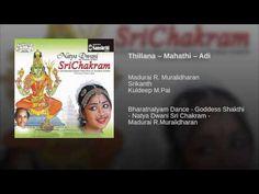 Thillana – Mahathi – Adi - YouTube