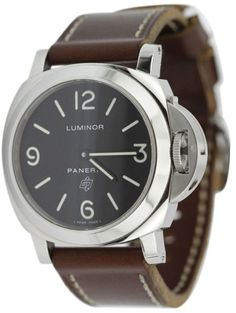 Panerai Luminor PAM000 OP Logo Watch