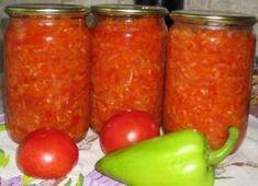 Káprázatos saláta, ami már következő nap fogyasztható! Csodás finomság, érdemes megkóstolni! Rubrics, Kimchi, Preserves, Pickles, Food To Make, Food And Drink, Stuffed Peppers, Vegetables, Cooking