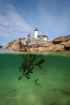 Under the brittain sea, Brignogan - Finistère - Brittany - France Brittany France, Places To Travel, Golf Courses, Culture, Sea, Spaces, Water, Outdoor, Brittany